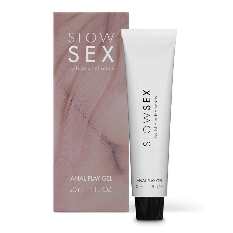 Slow Sex Anal Play Gel 30 ml